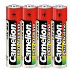 Комплект батареек Camelion (ААA) (4 шт.) (Alkaline)