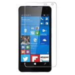 Защитная пленка Yotrix Glass Protector для Microsoft Lumia 650 (стеклянная)