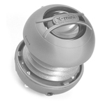 Портативная колонка X-Mini 1.1 Capsule Speaker (моно) (серебристая)