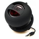 Портативная колонка X-Mini II Capsule Speaker (моно) (черная)