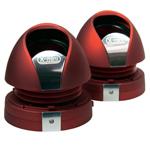 Портативные колонки X-Mini Max II Capsule Stereo (стерео) (красные)
