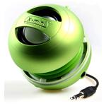 Портативная колонка X-Mini II Capsule Speaker (моно) (зеленая)