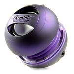 Портативная колонка X-Mini II Capsule Speaker (моно) (фиолетовая)