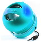 Портативная колонка X-Mini II Capsule Speaker (моно) (голубая)