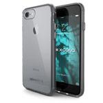 Чехол X-doria ClearVue для Apple iPhone 7 (серый, пластиковый)
