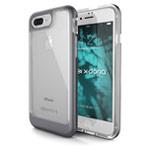 Чехол X-doria EverVue для Apple iPhone 7 plus (серый, пластиковый)