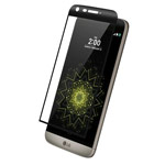 Защитная пленка Yotrix 3D Glass Protector для LG G5 (стеклянная, черная)