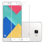 Защитная пленка Yotrix 3D Glass Protector для Samsung Galaxy A9 A9000 (стеклянная, белая)