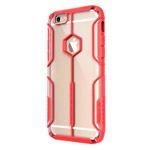 Чехол Nillkin Aegis case для Apple iPhone 6S (красный, гелевый)