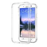 Чехол Yotrix UltrathinCase для Samsung Galaxy S7 active (прозрачный, гелевый)