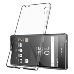 Чехол Yotrix UltrathinCase для Sony Xperia E5 (прозрачный, гелевый)