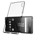 Чехол Yotrix UltrathinCase для Sony Xperia E5 (серый, гелевый)