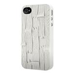 Чехол SwitchEasy Plank для Apple iPhone 4/4S (белый, пластиковый)