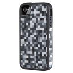 Чехол Speck Fitted для Apple iPhone 4/4S (узор в клетку, серый)