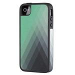 Чехол Speck Fitted для Apple iPhone 4/4S (узор в клетку, фиолетовый)