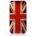 Чехол KissKin Doodle Back case для Apple iPhone 4/4S (England, пластиковый)