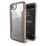 Чехол X-doria Defense Shield для Apple iPhone 7 (золотистый, маталлический)