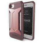 Чехол X-doria Defense Gear для Apple iPhone 7 (розово-золотистый, маталлический)