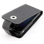 Чехол YooBao Slim case для HTC 7 Trophy (черный, кожанный)