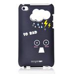 Чехол Discovery Buy SoBad Case для Apple iPod touch (4-th gen) (черный, пластиковый)