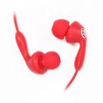 Наушники Remax Candy Headset RM-505 (красные, пульт/микрофон, 20-20000 Гц)