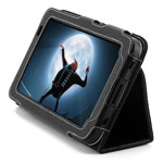 Чехол YooBao Slim case для Samsung Galaxy Tab (кожанный, черный)