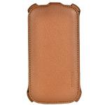 Чехол X-doria Dash Flip case для Samsung Galaxy S3 i9300 (коричневый, кожанный)