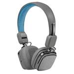Беспроводные наушники Remax Bluetooth Headphone RB-200HB (серые, пульт/микрофон, 20-20000 Гц)