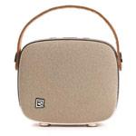 Портативная колонка Remax Portable Desktop Speaker M6 (золотистая, беcпроводная, моно)