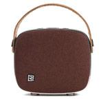 Портативная колонка Remax Portable Desktop Speaker M6 (коричневая, беcпроводная, моно)