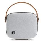 Портативная колонка Remax Portable Desktop Speaker M6 (серебристая, беcпроводная, моно)