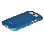 Чехол X-doria Engage Shine case для Samsung Galaxy S3 i9300 (голубой, пластиковый)