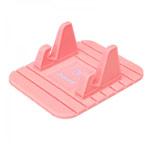 Автомобильный держатель Remax Fairy Phone Holder универсальный (розовый)