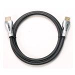HDMI-кабель Remax Siry HDMI Cable универсальный (3D H.DTV, 4K, 1 метр, армированный, черный)