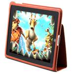 Чехол YooBao Lively Case для Apple iPad (кожанный, черный)
