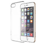 Чехол Comma Hard Jacket case для Apple iPhone 7 (прозрачный, пластиковый)