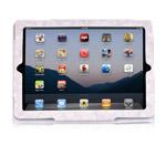 Чехол X-doria Dash Folio Denim case для Apple iPad 2/New iPad (оранжевый, кожанный)