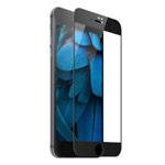 Защитная пленка Devia Jade Full Screen Tempered Glass для Apple iPhone 7 (стеклянная, 0.18 мм, черная)