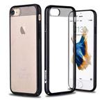 Чехол Comma Brightness case для Apple iPhone 7 (черный, пластиковый)