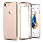 Чехол Comma Brightness case для Apple iPhone 7 (золотистый, пластиковый)