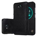 Чехол Nillkin Qin leather case для Asus Zenfone Max ZC550KL (черный, кожаный)