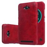 Чехол Nillkin Qin leather case для Asus Zenfone Max ZC550KL (красный, кожаный)