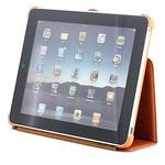 Чехол YooBao Slim case для Apple iPad (кожанный, коричневый)