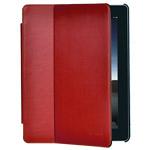 Чехол X-doria Dash Pro case для Apple iPad 2/New iPad (красный, кожанный)