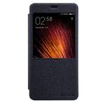 Чехол Nillkin Sparkle Leather Case для Xiaomi Redmi Pro (темно-серый, винилискожа)