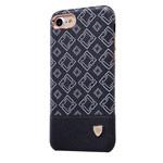 Чехол Nillkin Oger Cover для Apple iPhone 7 (черный, кожаный)