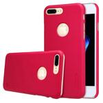 Чехол Nillkin Hard case для Apple iPhone 7 plus (красный, пластиковый)