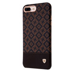 Чехол Nillkin Oger Cover для Apple iPhone 7 plus (коричневый, кожаный)