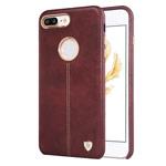 Чехол Nillkin Englon Leather Cover для Apple iPhone 7 plus (коричневый, кожаный)