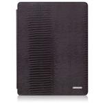 Чехол TS-Case Lizard Grain Case для Apple iPad 2/New iPad (черный, кожа ящерицы)